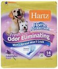Home Odor Eliminating Dog Cat Pads Training Puppies Pet Supplies Obedience 14ct