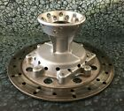 1986 1987 Honda Rebel CMX450 Front Wheel Hub with Rotor OEM 86 87 cmx 450 spokes