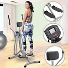 Cross Trainer Heimtrainer Stepper Ellipsentrainer Cardio Fitness Gerät Airwalker