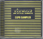 Stryper Expo Sampler CD Robert Sweet/Titanic/Xout/Justa Band(New Factory Sealed)
