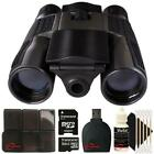 Vivitar VIV CV 1225V 8MP 2 in 1 Binoculars and Digital Camera Black Kit
