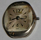 VINTAGE WITTNAUER Watch Movement • Swiss • 17 Jewels • 6N7 • Parts or Repair