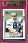 1989 Topps Traded Football Cards 17