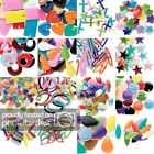 40 Double Sided Mixed Bright Color Enamel Silver Plated Assorted Jewelry Charms