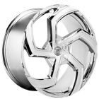 4New 20 Staggered Lexani Wheels Swift Chrome Rims FS
