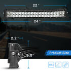 Curved Led Light Bar 5250423222inch Driving Truck Suv Boat Offroad 700w672w