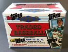 1992 Topps MLB Traded Cards - 132 Cards - Complete Set Factory Sealed - #39T