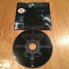 Dimmu Borgir - Stormblast MMV CD 1st US promo press old mans child emperor troll