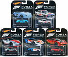 HOT WHEELS Retro Entertainment FORZA MOTORSPORTS Complete Set of 5