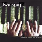 FREE US SHIP. on ANY 3+ CDs! USED,MINT CD TWINSPIRITS: The Music That Will Heal