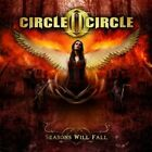 Circle II Circle - Seasons Will Fall (CD, NEW/SEALED - SAVATAGE) Armoury Records