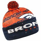 Forever Collectibles NFL Adult's Denver Broncos Light Up Printed Beanie