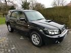 Subaru Forester 25XT 2005 Manual Turbo Now Sold