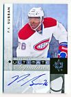 2011-12 Upper Deck Ultimate Collection Hockey Autograph Short Prints Guide 14