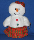 TY COOLSTINA the SNOWGIRL BEANIE BUDDY - MINT with MINT TAG
