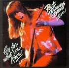 Pat Travers Band - Live: Go for What You Know CD NEW