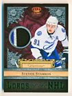 2011-12 Crown Royale Steven Stamkos Lords of the NHL 3 Color Patch (17 25)