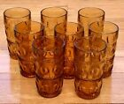 """ Thumbprint Drinking Glasses VGC"