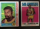 Wilt Chamberlain Cards and Autographed Memorabilia Guide 19