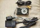 Panasonic LUMIX DMC-FS3 8.1MP Digital Camera - Black with LIECA LENS