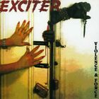Exciter - Violence and Force CD NEW