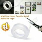 Multifunctional Double Sided Adhesive Tape Traceless Washable Removable Tapes US