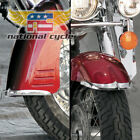 National Cycle 2002-2006 Honda VTX1800S Retro spoke Cast Fender Tips
