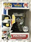 Funko Pop Metallic Voltron Anime Expo Exclusive
