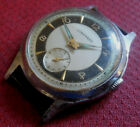 Vintage 1930s JUNGHANS Military Style German Made Running Wristwatch