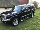 Jeep commander 30crd limited highly maintained 07 plate