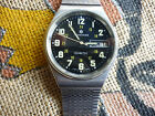 Vintage Junghans Quartz military style Gents Watch cal.667.30 working