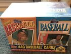 1996 Topps Series 1 + 2 Baseball Set Cereal Box Edition Mickey Mantle Inserts