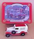 TEXACO COLLECTORS CLUB 1932 FORD PANEL DELIVERY VAN TRUCK IN TIN 1:43