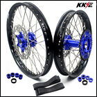 KKE 21/19 MX SPOKED WHEELS RIMS SET FOR HUSABERG FE FC 250 350 450 501 2004-2014