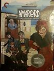 Amarcord 2006 DVD OOP Criterion Fellini BRAND NEW FREE SHIP