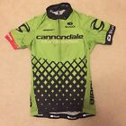 Womens 2016 Sugoi Cannondale CX World RS Pro SS Jersey Green Size XS Fair