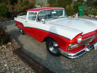 1957 Ford Ranchero CA CURRENT TITLE AND REGISTRATION