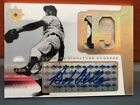 2004 Upper Deck Ultimate Collection Bob Feller Auto And Patch #'d 19
