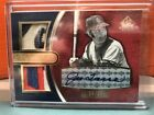 2004 Upper Deck SP Game Used Joe Torre Auto And Patches #'d 25