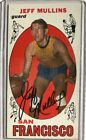 Top 20 Budget Hall of Fame Basketball Rookie Cards of the 1950s & 1960s 30