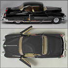 Kinsmart 1953 BLACK Cadillac Series 62 HARD TOP 143 Scale Die Cast NO BOX