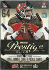 2015 PANINI PRESTIGE FOOTBALL CARD BLASTER BOX