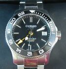 Christopher Ward Trident C60 GMT Mens Wrist Watch Automatic Black Dial 31-29