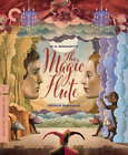 The Magic Flute Igmar Bergman Criterion Collection Blu ray New Sealed