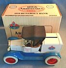 AMOCO 100TH ANNIVERSARY COMMEMORATIVE 1918 FORD RUNABOUT TRUCK BANK ERTL