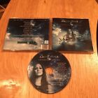 Lauren Harris - Calm Before The Storm CD SIGNED steve iron maiden judas priest