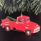 Hallmark Keepsake Christmas Ornament 1956 FORD TRUCK Pick-Up All-American Trucks