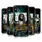OFFICIAL AMC THE WALKING DEAD SEASON 9 QUOTES BACK CASE FOR APPLE iPHONE PHONES