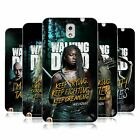 OFFICIAL AMC THE WALKING DEAD SEASON 9 QUOTES SOFT GEL CASE FOR SAMSUNG PHONES 2