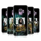 OFFICIAL AMC THE WALKING DEAD SEASON 9 QUOTES SOFT GEL CASE FOR SAMSUNG PHONES 1